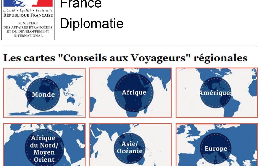 La carte du Quai d'Orsay empêche-t-elle TO et agences de vendre?