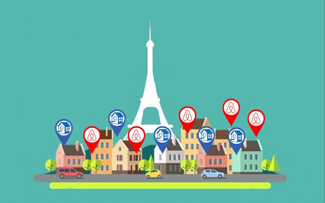 """La nouvelle parade contre les plateformes """"collaboratives"""" de location de logement"""