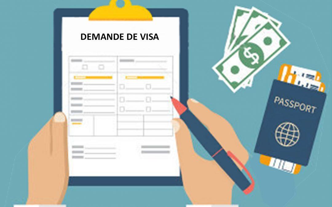 Visas : Attention aux faux sites