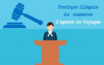 Commerce illégal : une agence condamnée à la fermeture
