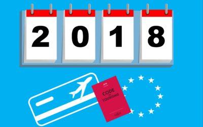 TOURISME 2018 : LES REFORMES ET CHANGEMENTS