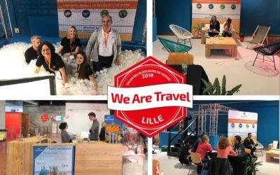 Salon des blogueurs de voyage 2019 : La Ch'ti édition