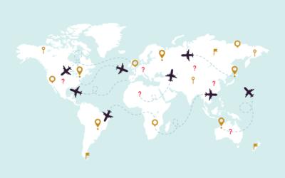Coronavirus : Où peut-on encore voyager ?