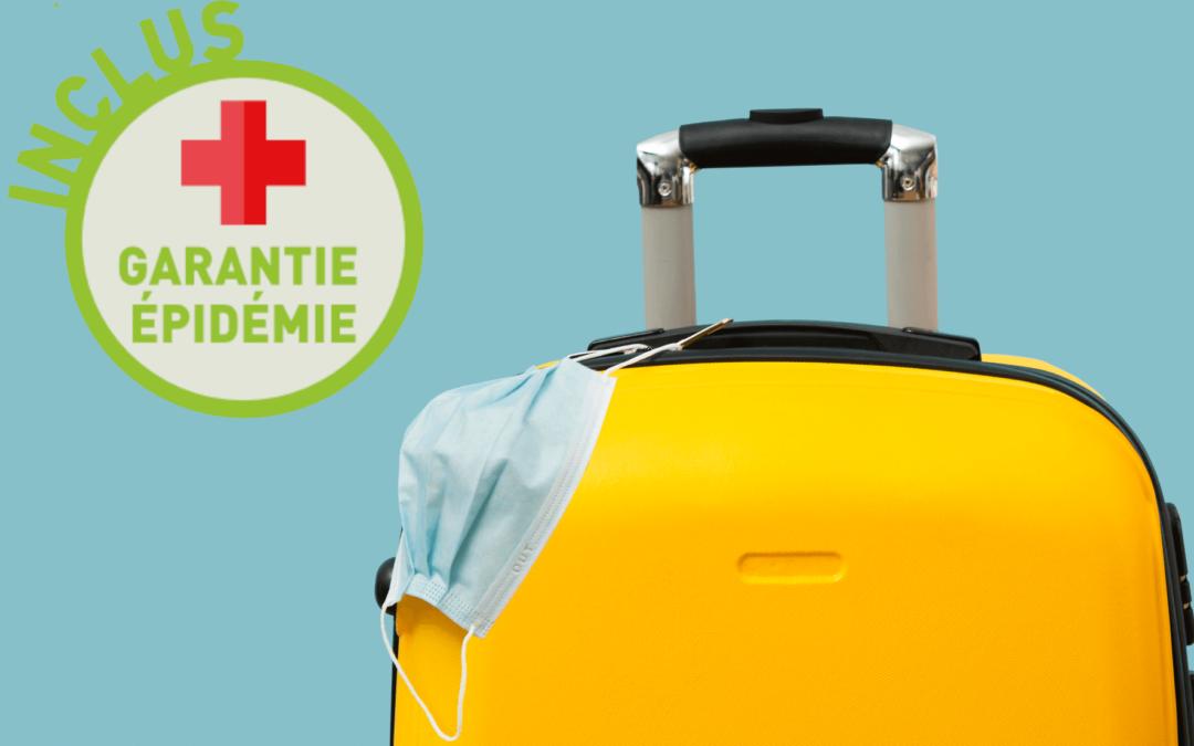 Nouvelles assurances voyages spécifiques épidémie